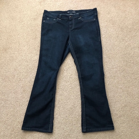 Torrid Source of Wisdom England BootCut Jeans